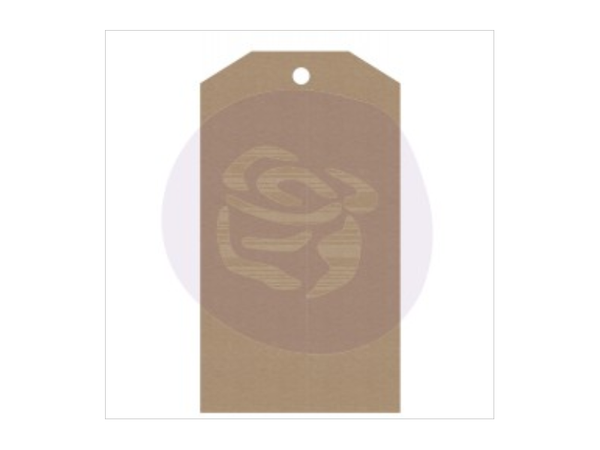 Prima Chipboard Tags