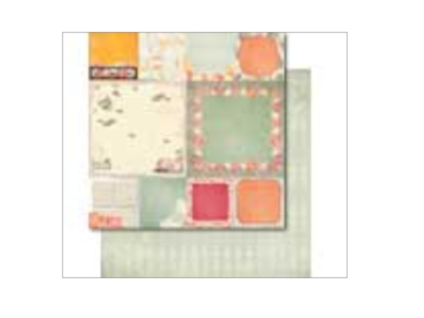 Bo Bunny Aryla's Garden Collection 12 x 12 Cardstock