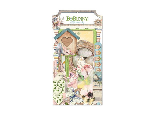 Bo Bunny Serendipity Collection Noteworthy