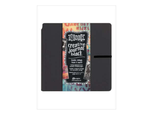 Dylusions Square Creative Journals