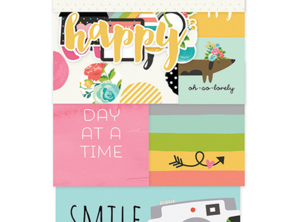 Simple Stories Carpe Diem Planner Collection Snap Pack