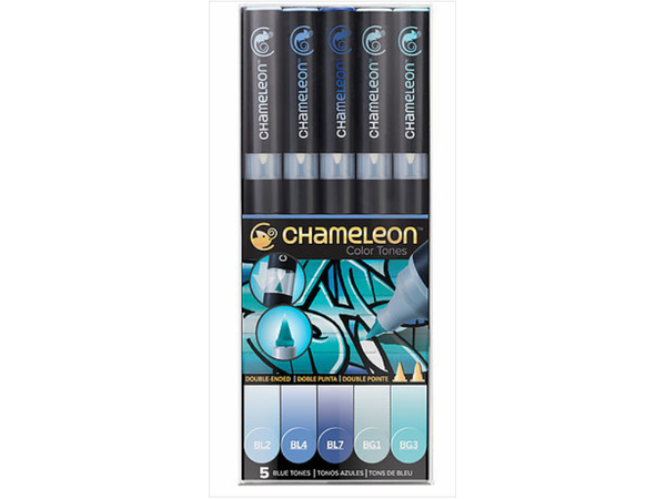 Chameleon 5 Piece Pen Sets