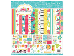 Photo Play Summer Day Dreams Collection Kits