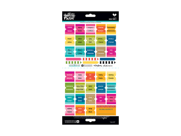 Bella Blvd Illustrated Faith Bible Tabs