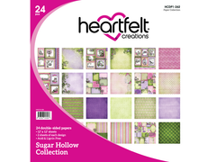 Heartfelt Collections Sugar Hollow Collection 12 x 12 Paper Pad