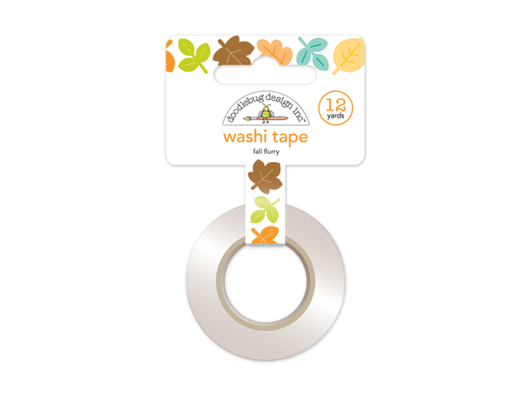Doodlebug Designs Flea Market Collection Fall Flurry Washi Tape