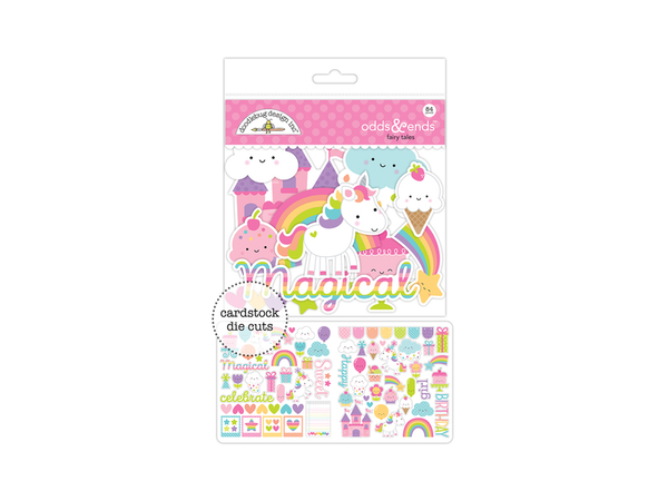Doodlebug Designs Fairy Tales Collection Odd and Ends Pack
