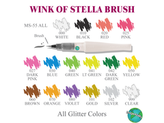 Zig Wink of Stella Glitter Brush