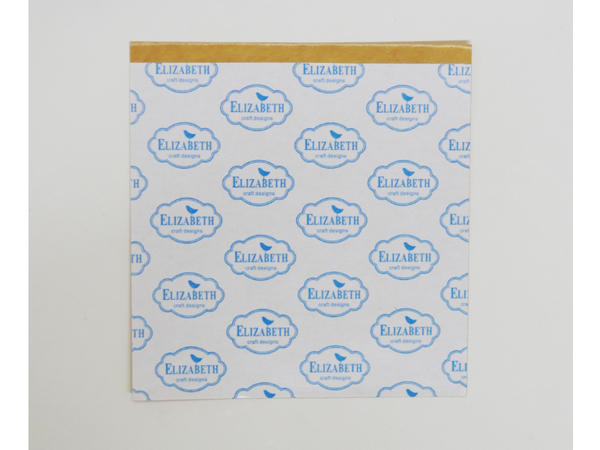 Elizabeth Craft Designs Clear Double Sided Adhesive Sheet