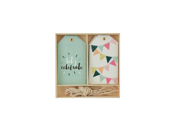 Kaisercraft Lucky Dip Gift Tag Box