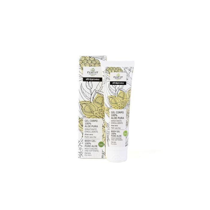 GEL CORPO - ALOE 100%  - BIO | COD. 10000090 | 150 ml