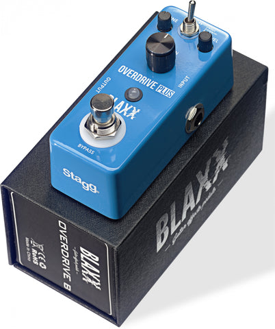 Blaxx Overdrive Plus