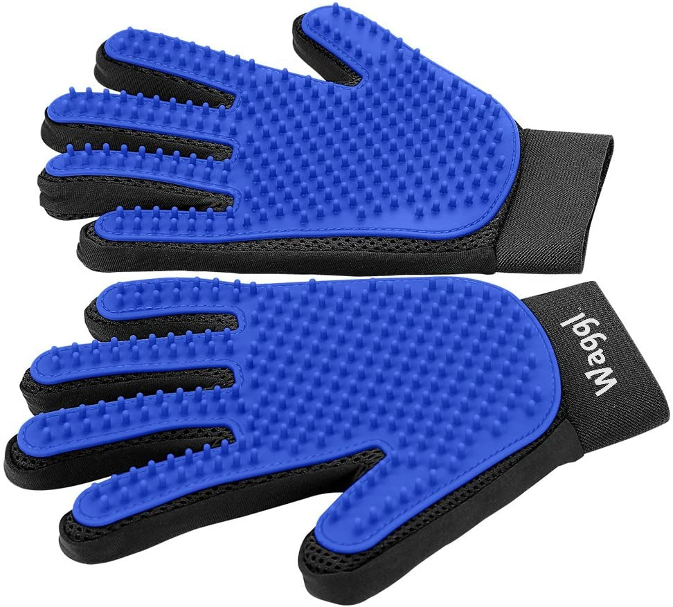 Waggl™ Pet Grooming Gloves