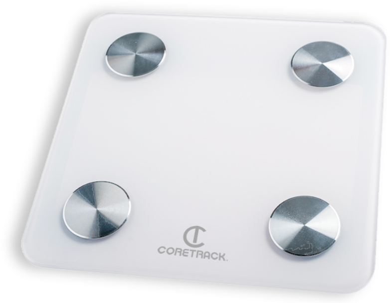 CoreTrack™ - Bluetooth Digital Weight Body Fat Scale