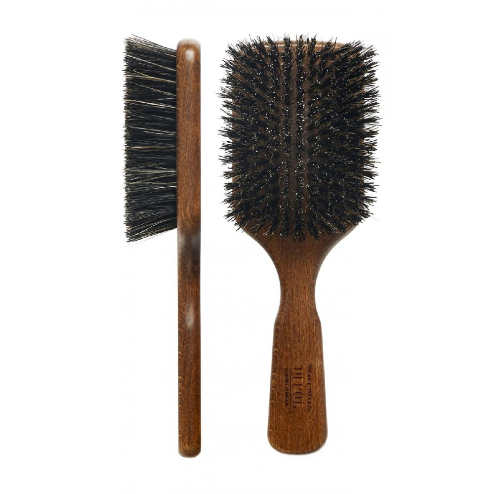DEPOT WOODEN PADDLE BRUSH