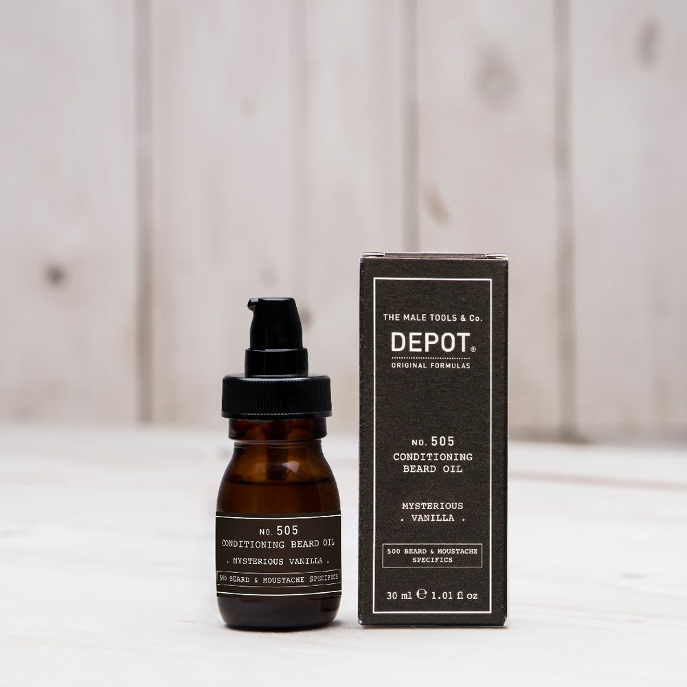NO. 505 CONDITIONING BEARD OIL 30 ml
