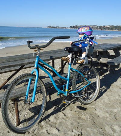 Beach Cruiser With Baby Seat Rental