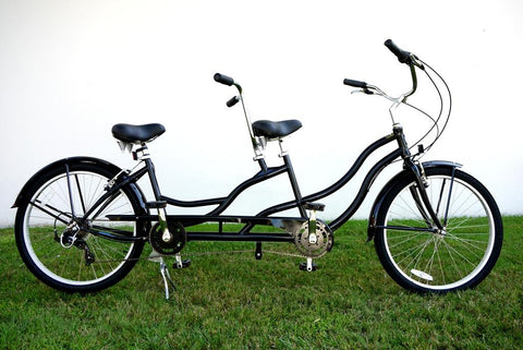 Tandem Beach Cruiser Rental