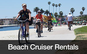 Mission Beach Bike Rentals