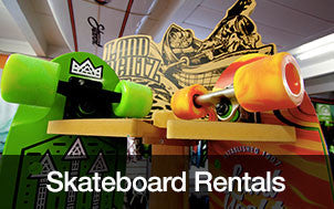 Mission Beach Skateboard Rentals