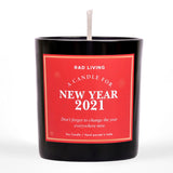 New Year 2021 - Citron Blossom Scented Candle