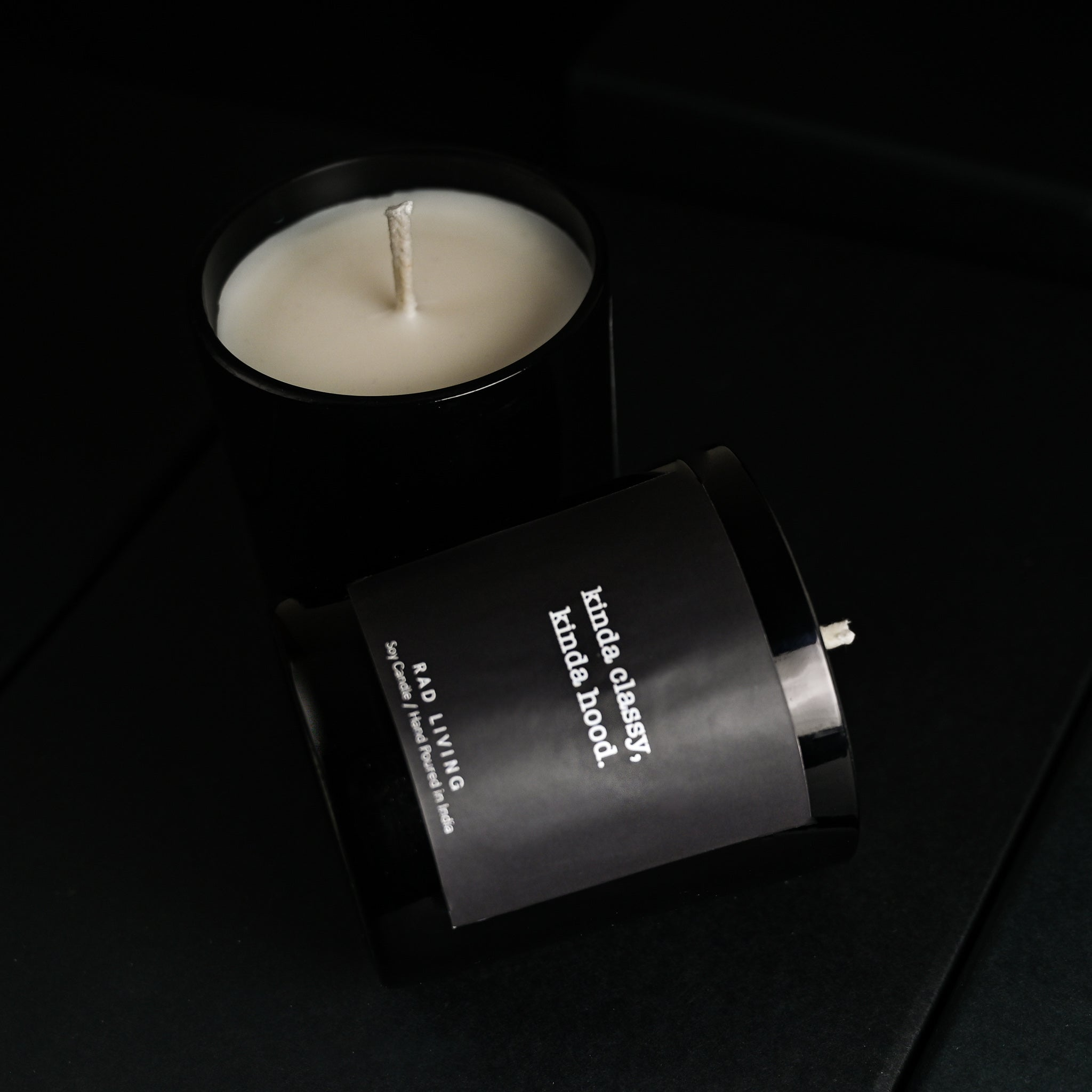 FLY #6 - Zesty Oud Scented Candle