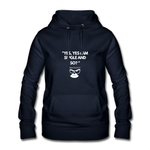 Lade das Bild in den Galerie-Viewer, Frauen Hoodie - Navy