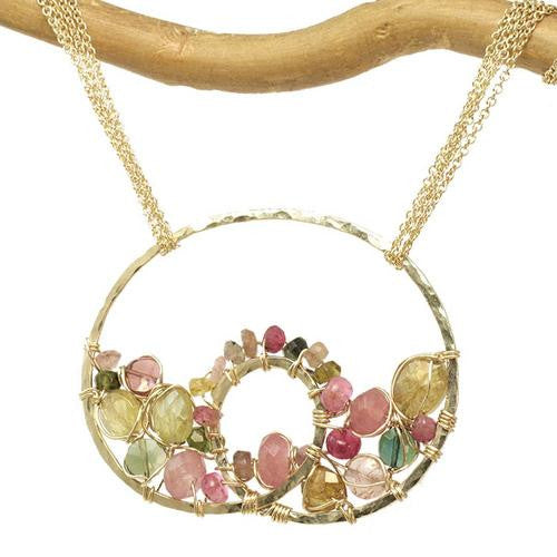 Necklace 332 - RoseGold