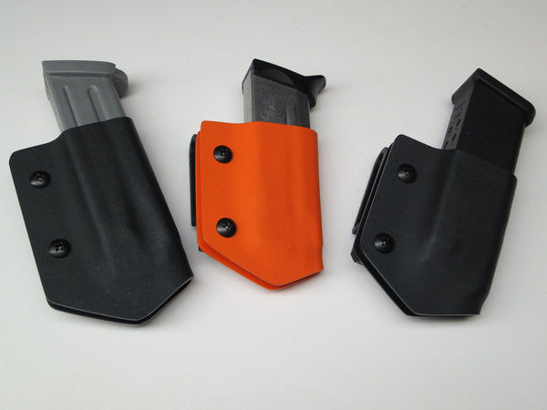 Reversible IWB/OWB Magazine Carrier's