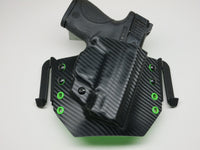 The Discreet Carry           OWB Holster