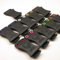Single Color Tactical Kydex Wallet's
