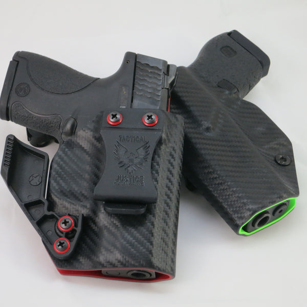 2 Tone IWB Holster    (Standard Ride Hight)