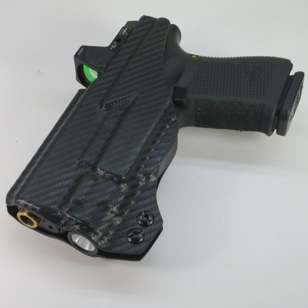 Single Color IWB Weapon Light Holster (Standard Ride Hight