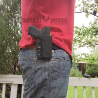 The Open Range - 2 Tone OWB Holster