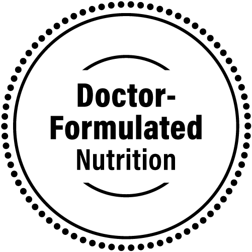 Doctor-Formulated Nutrition