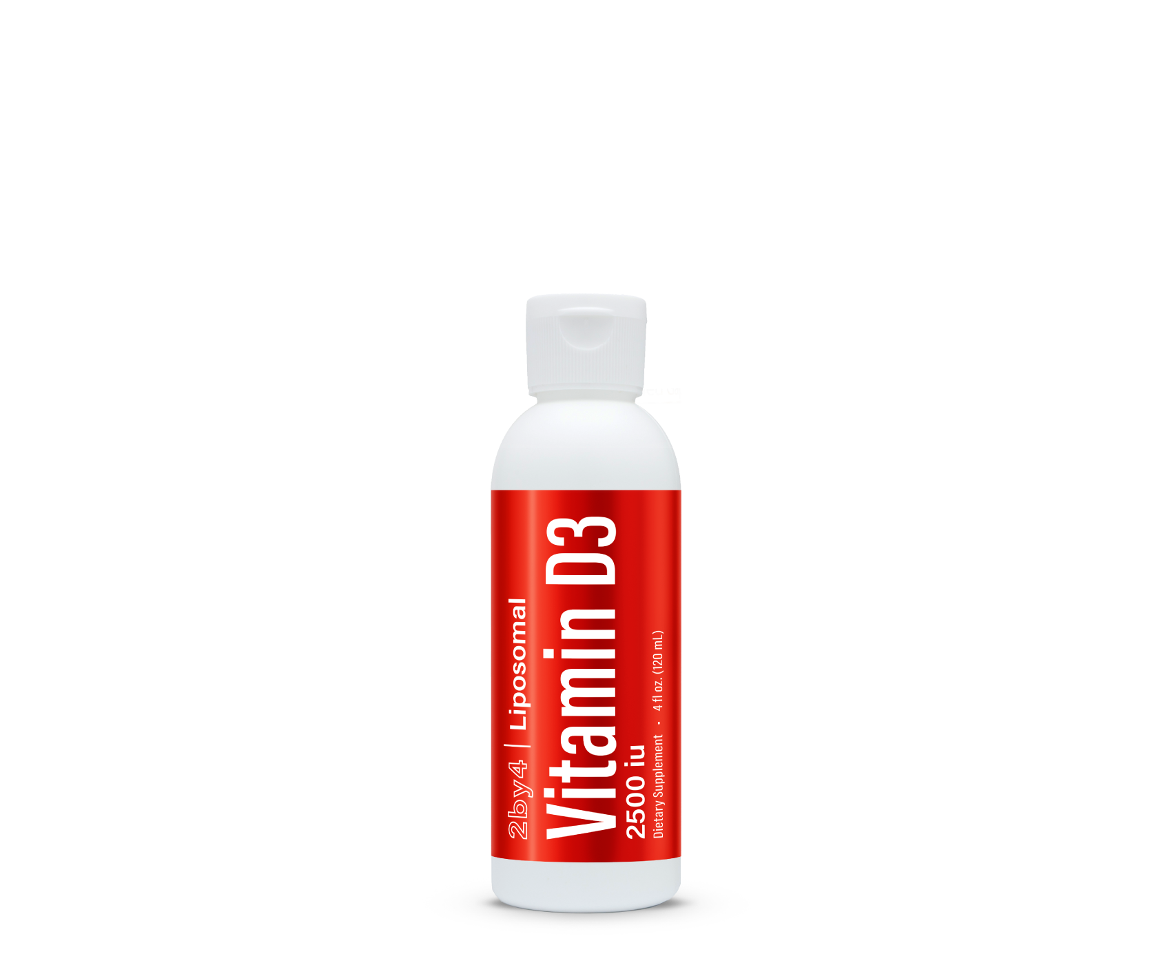 2by4 Liposomal Vitamin D3 - with Nutristack Technology