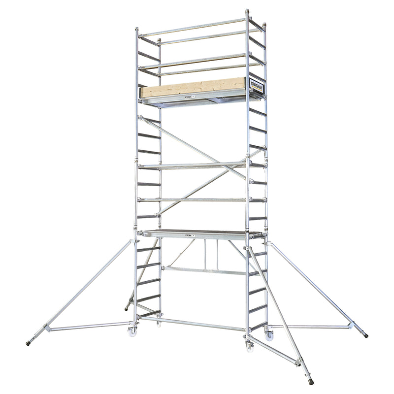 Youngman PAXTower Scaffold Tower System 3T - 0.6 to 5.6m Platform Height