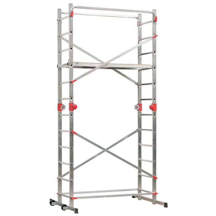 Hailo G60 500 Combi Scaffold Tower, Trestle and Work Platform