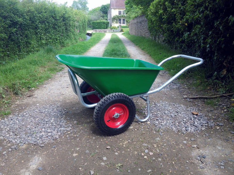 Henchman Garden Wheel Barrow Trailer - 135