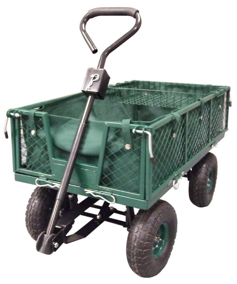 Lyte Heavy Duty Garden Truck with Liner 200/300Kg capacity