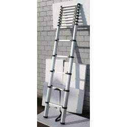 Lamboro Telescopic Ladder 3.8m