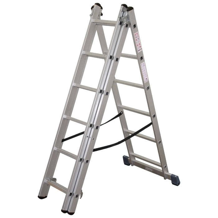 Lyte Combination Ladders - CL Range - 3.40m - 8.46m