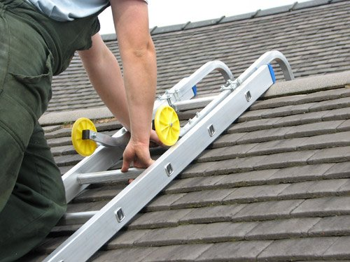 Universal Roof Hook Kit for Aluminium Ladders