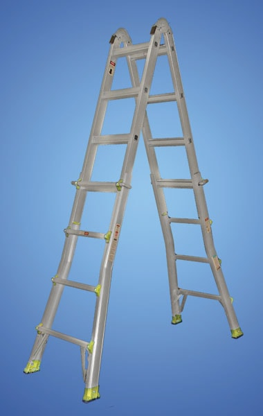 Lyte Telescopic Ladder System (3.20m -4.43m)