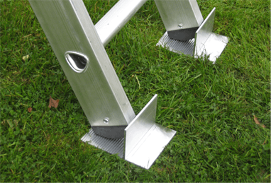 Footee Anti-Slip Ladder Stopper - Ladder Stabiliser - Pair or Single
