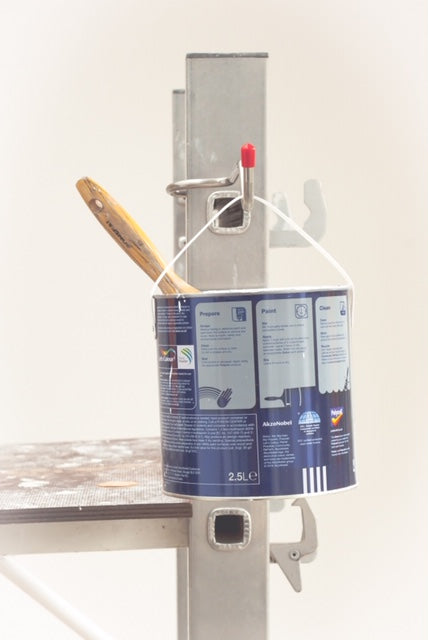 Ladder Handy - Paint and Bucket Hook for your Ladder