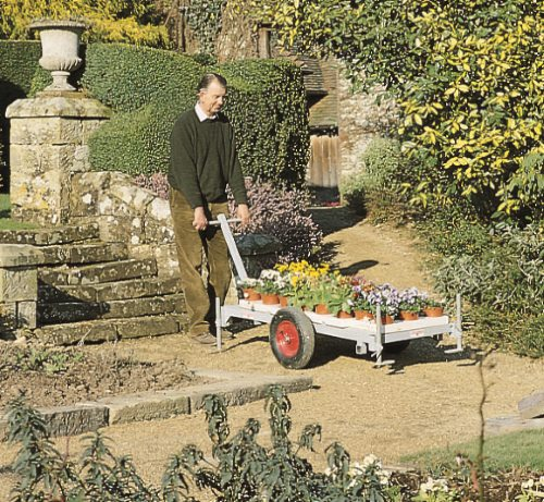 Henchman 55 Wheeled House & Garden Platform