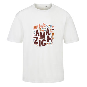Tee-shirt This is Amazigh: Amazigh Party