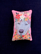 Load image into Gallery viewer, Mia Charro Pink Dog Pin Cushion