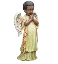 Load image into Gallery viewer, Praying Angel Boy
